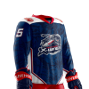 next rebel xwings custom sublimated hockey jersey profile dark