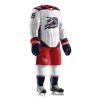 next rebel xwings custom sublimated hockey jersey full light
