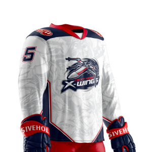 next rebel xwings custom sublimated hockey jersey profile light