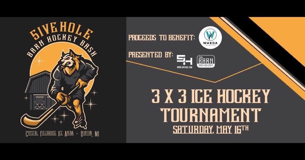 5IVEHOLE - Barn Hockey Bash